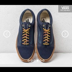 28ab92cac73 Vans Shoes - VANS OLD SKOOL MEN (GUMSOLE) SKY CAPTAIN  BOO